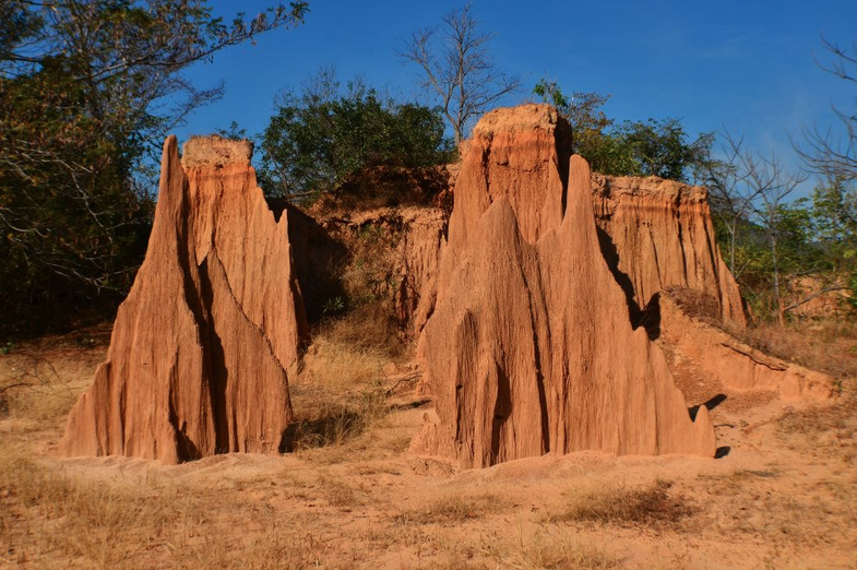 Lalu Thailand's Canyon in Sa Kaeo province - Unseen Thailand